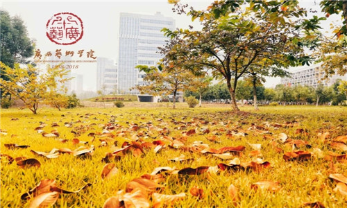 广西艺术学院2020年本专科招生专业