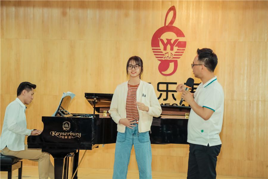 广州音乐艺考集训机构音乐港艺考培训学校2021年音乐