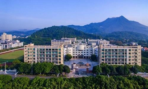 华南农业大学珠江学院2021年摄影校