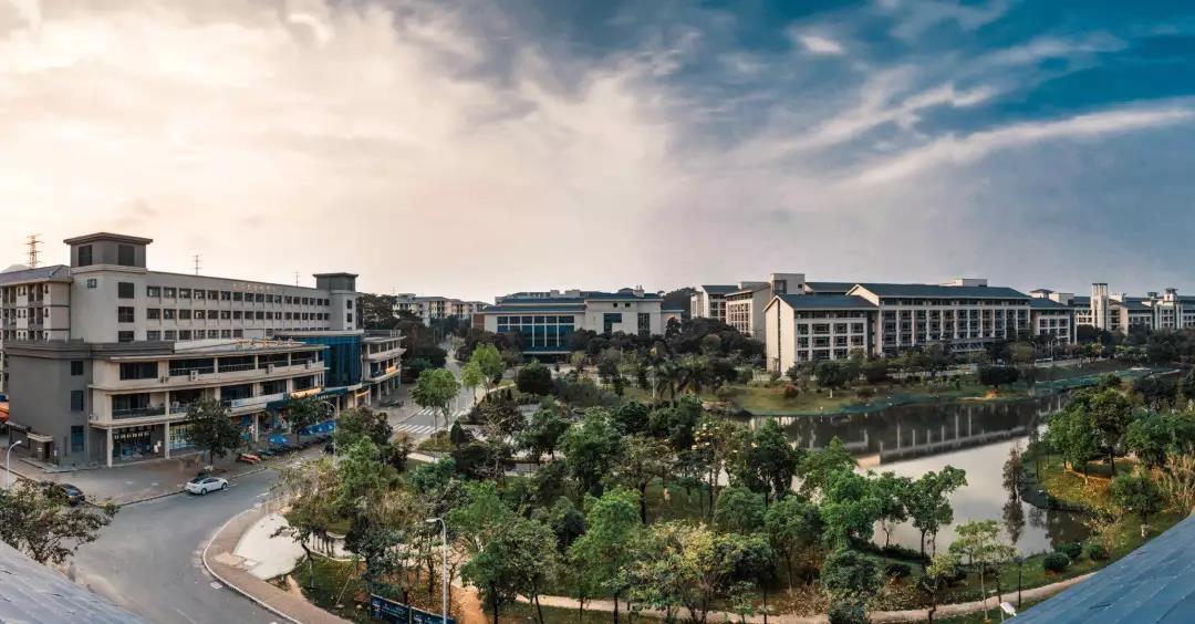 东莞理工学院城市学院2020年艺术类