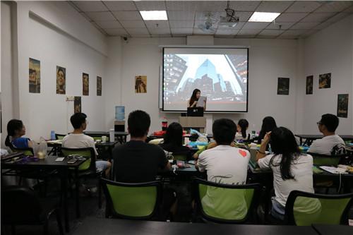 广州多芬传媒艺考培训精品班