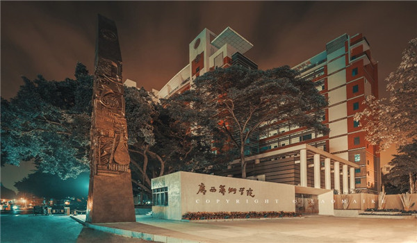 广西艺术学院2020年接收推荐免试攻