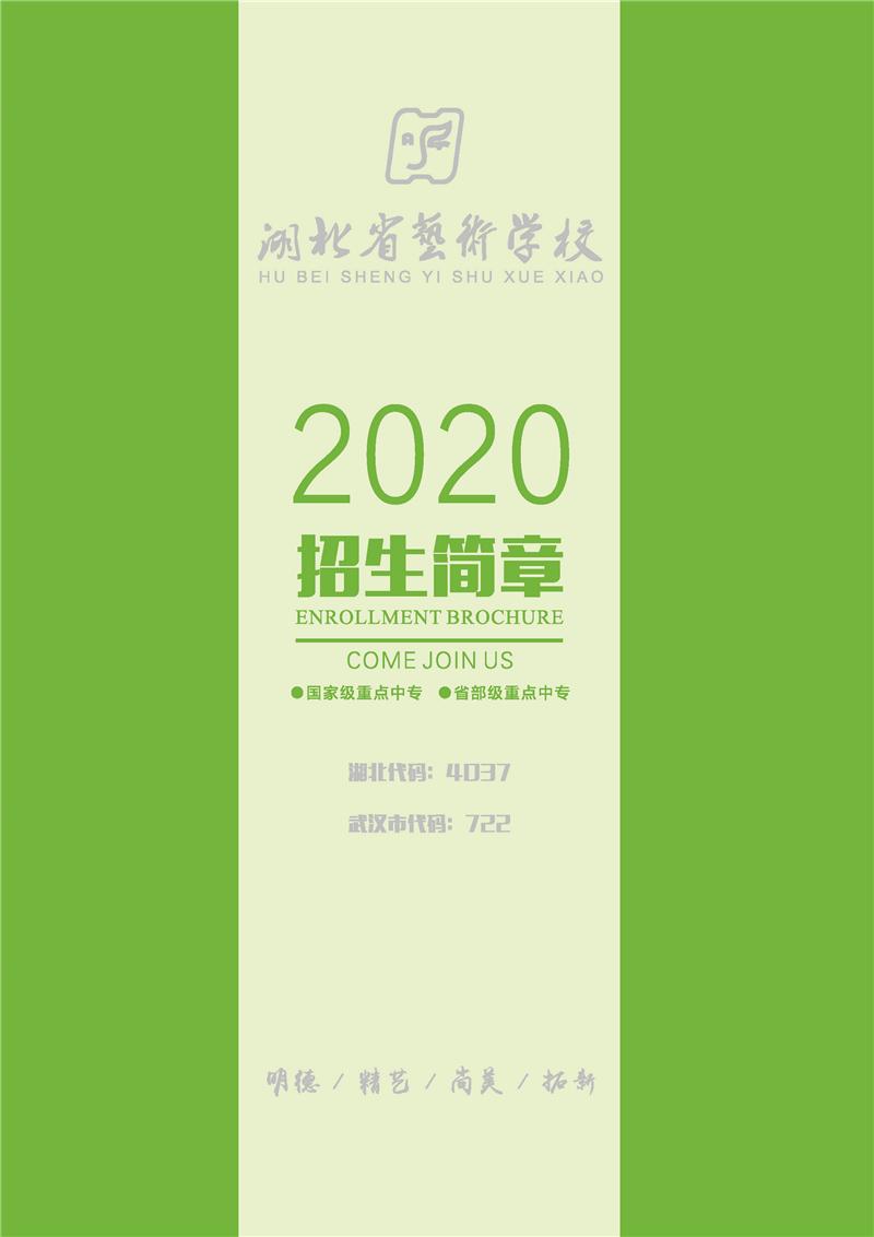 湖北省艺术学校2021年广东艺术类招生简章