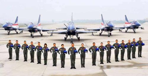 2021年度空军在广东省招收高中生飞行学