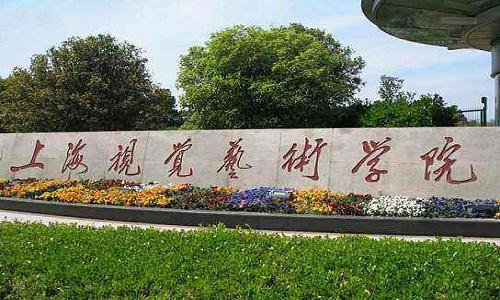 上海视觉艺术学院2020年校考合格名