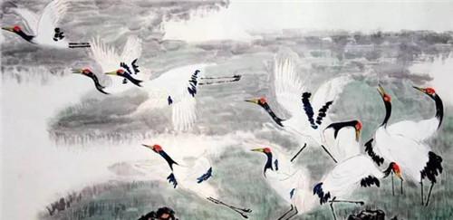 广东编导艺考文艺常识中国画的技法二