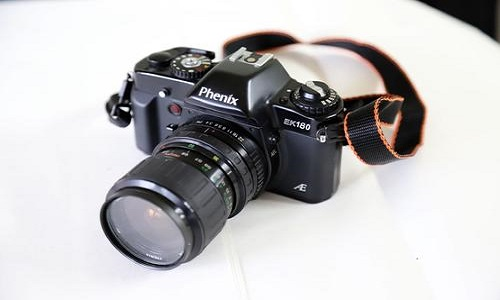 数码相机常见英文标识艺考培训