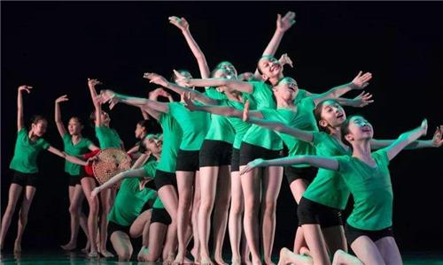 广东省2020年普通高考舞蹈类总分分数段